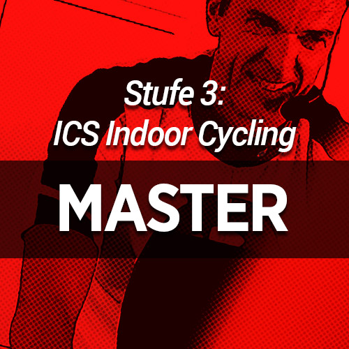 Stufe 3: ICS Indoor Cycling Master