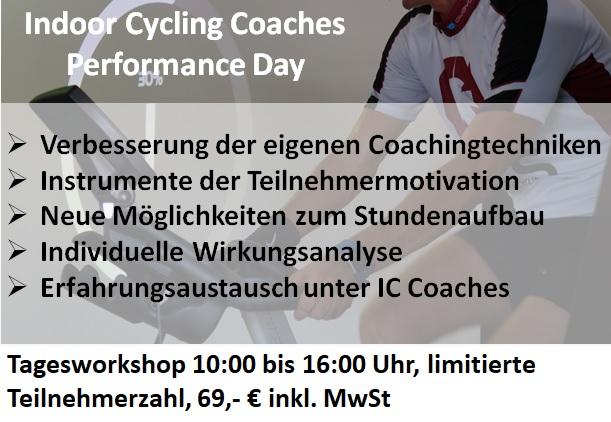 Workshop – Trainer Performance